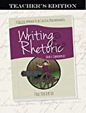 Writing & Rhetoric Book 6: Commonplace, Teacher