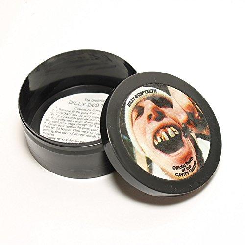 Loftus International Billy Bob Teeth Carrying Case Holder Protector Dental (Bob Carrying Case)