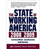 img - for [(The State of Working America 2008/2009 )] [Author: Lawrence Mishel] [Jun-2009] book / textbook / text book