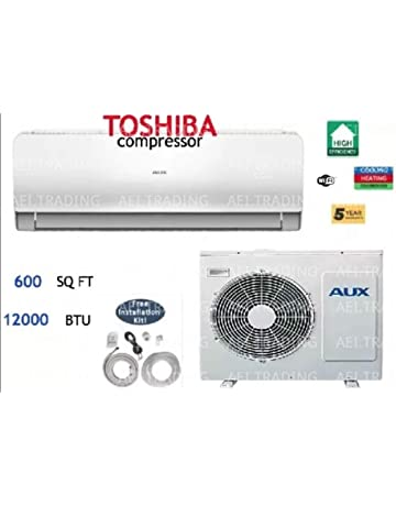 Split-System Air Conditioners | Amazon com