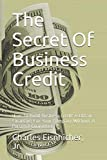 The Secret Of Business Credit: How To Build Business Credit & Obtain Financing For Your Company Without A Personal Guarantee