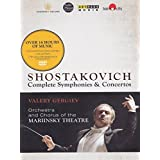 The Shostakovich Cycle- Complete Syphonies & Concertos