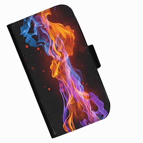 Wallet Flip Leather Case Cover For Xiaomi Mi 5 (Black) - 9
