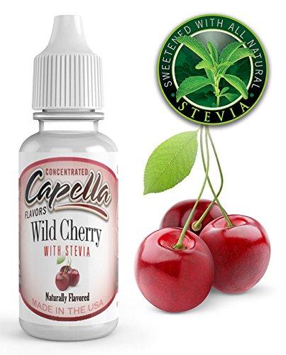Capella Flavor Drops Wild Cherry Concentrate 13ml