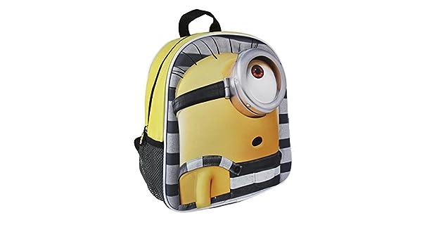 Amazon.com: Despicable Me 2100-1974 Childrens Backpack 3D, 12