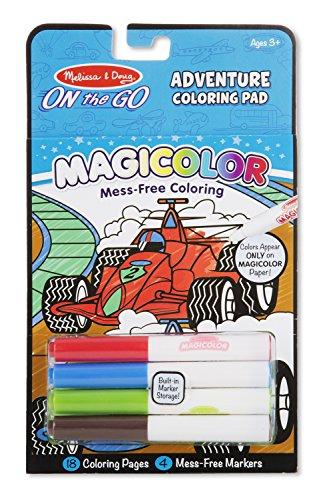 go magicolor coloring pad
