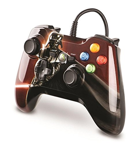 Star Wars Darth Vader Official Xbox 360 Licensed Controller (Xbox 360 Starwars Controller)