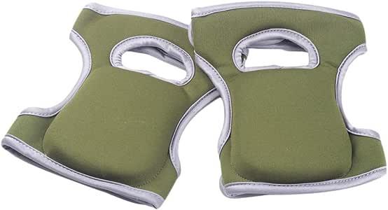 TIREOW - Rodilleras de Espuma de Neopreno para jardín, protección de Comodidad, Limpieza de Suelos, Rodilleras, protección para la Limpieza, Trabajos de jardín, reparación de Coches: Amazon.es: Productos para mascotas