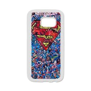 Water Spirit phone Case Superman For Samsung Galaxy S7 QQW690760