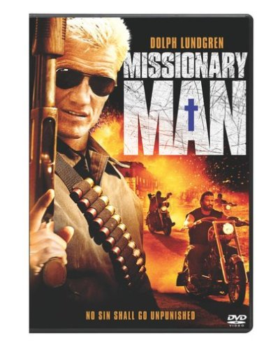 Mens Renegade Motorcycle - Missionary Man