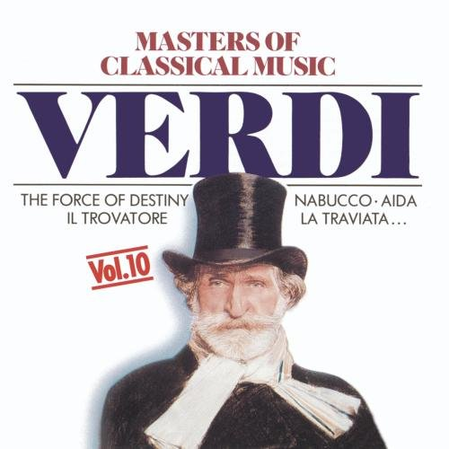 Masters Of Classical Music: Verdi