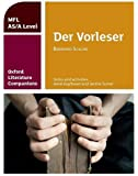 Oxford Literature Companions: Der Vorleser: study guide for AS/A Level German set text