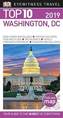 Top 10 Washington, DC: 2019 (DK Eyewitness Travel Guide)