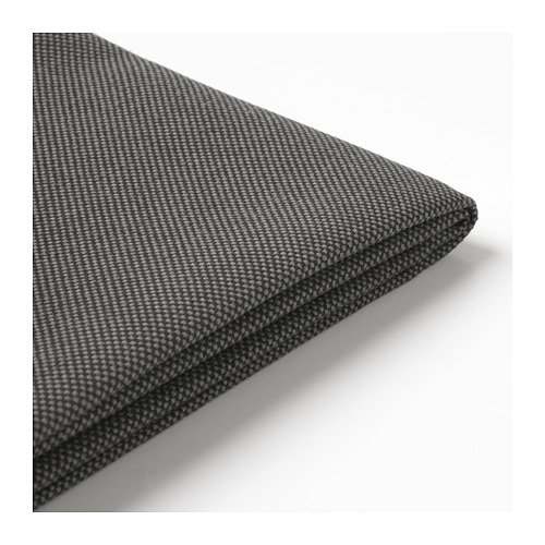 IKEA Froson 24 3/8x24 3/8 Cover For Seat Pad Outdoor Dark Gray 703.917.50 (Ikea Cushion Covers Outdoor)