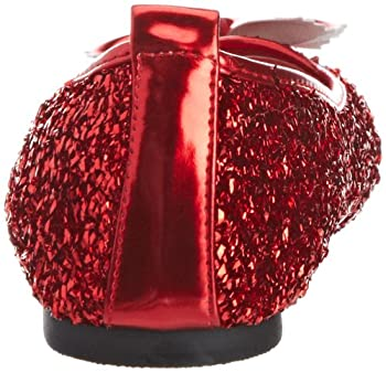Wizard Of Oz Dorothy Ruby Slippers, Ruby Red, Small 1
