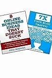 8 ONLINE BUSINESS IDEAS + 7X FREE TRAFFIC BUNDLE