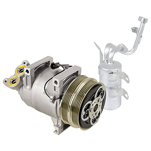 S40 Ac Volvo Compressor - OEM AC Compressor w/A/C Drier For Volvo S40 V50 C70 - BuyAutoParts 60-88128R4 New
