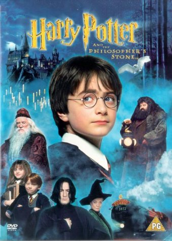 How much did the first harry potter book make