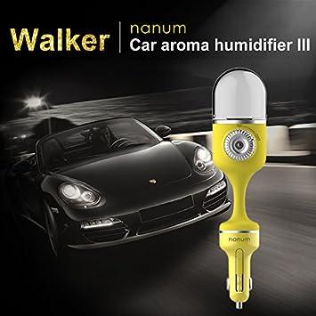 Amazon Com Nanum 3rd Generation Vehicle Humidifier Ultrasonic Aroma