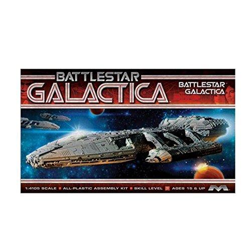 Price comparison product image Moebius 942 - 1 / 4105 Battlestar Galactica series Battlestar Galactica