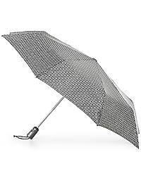 Totes Titan paraguas plegable de cierre automático a prueba de viento y resistente al agua, Nordic Status, Una talla