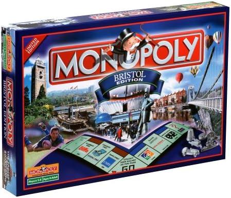 Cardiff Monopoly Board Game (versión en inglés): Amazon.es: Juguetes y juegos