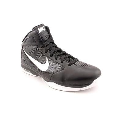new concept fa1f4 771c8 Nike Air Max Destiny TB Mens Basketball Shoes BlackWhite Metallic Silver  (11.5)