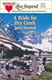 A Bride for Dry Creek, Janet Tronstad, 0373871457