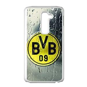 Malcolm Borussia Dortmund Cell Phone Case for LG G2