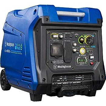 Amazon com: Subaru RG4300iS 9 0 HP Gas Powered Inverter