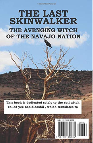 skinwalkers witches of navajo country