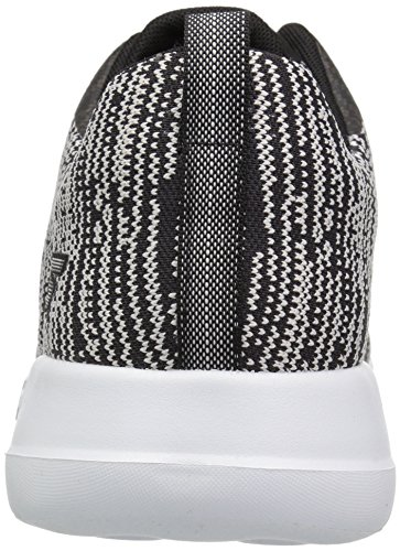 Max Baskets White Black Noir Skechers Go Homme Walk Amazing 18pvEqqIw