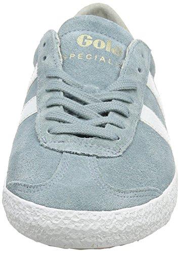 para Azul Specialist Blue Zapatillas Mujer Light Gola White f8qU4AxTw