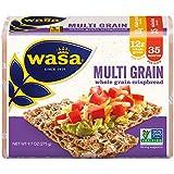 Wasa Multi Grain Crispbread, 9.7 Ounce (Pack of 12)
