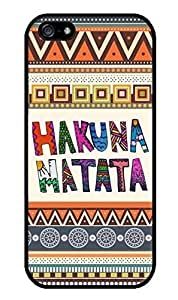 TRIPACK ? Accessories iPhone 6 PLUS Hard Case Cover HAKUNA MATATA DESIGN SA8191