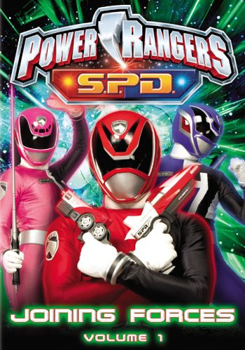 Power Rangers SPD - Joining Forces (Vol. 1) by Buena Vista Home Video