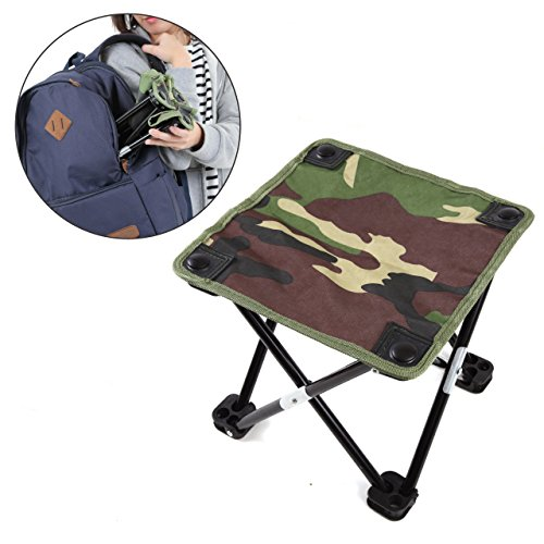 Ekkong folding portable camp chair for import it all for Outdoor fishing