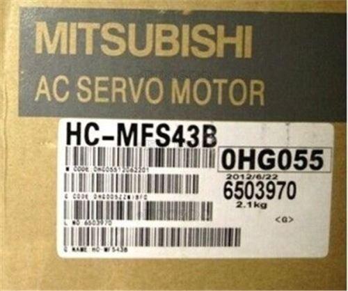 MITSUBISHI 三菱機電 HC-MFS43B ACサーボモータ