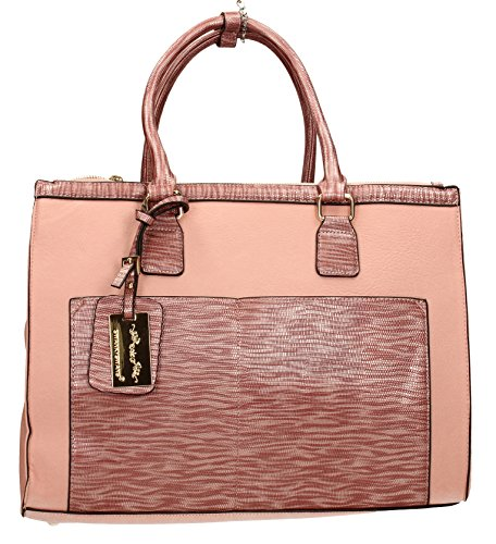 SwankySwans - Borse a spalla donna Pink