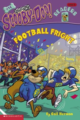 Download Football Fright (Scooby-Doo Reader, No. 14) PDF