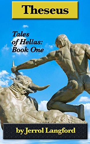 Theseus (Tales of Hellas Book 1)