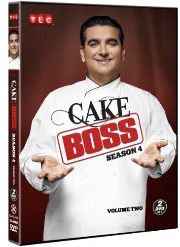 Cake Boss Season 4 Vol. 2