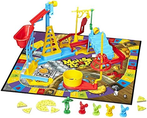 Hasbro C0431 Classic Mousetrap Game product image