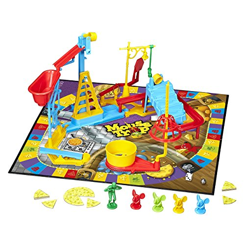Hasbro Classic Mousetrap Game]()