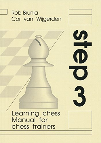 Learning Chess - Manual Step 3