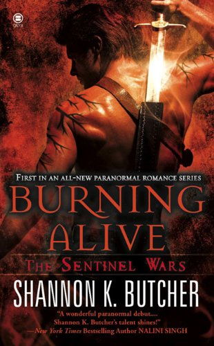 Burning Alive: The Sentinel Wars (Butcher Shannon compare prices)