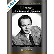 Climax: A Promise to Murder (1954)