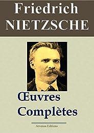 Friedrich Nietzsche : Oeuvres complètes (23 titres annotés) (French Edition)
