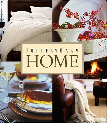 Pottery Barn Home - Book  of the Pottery Barn Design Library