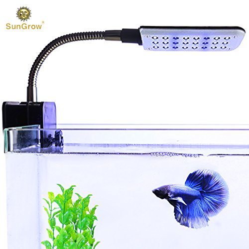 Led Light For Betta Tank